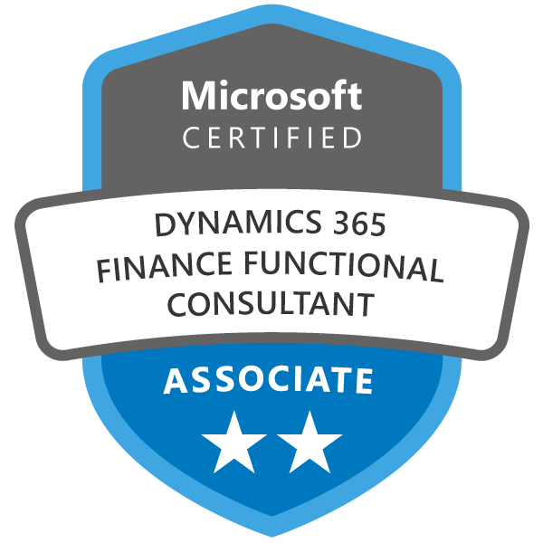 CERT-Associate-Dynamics365-Finance-Functional-Consultant